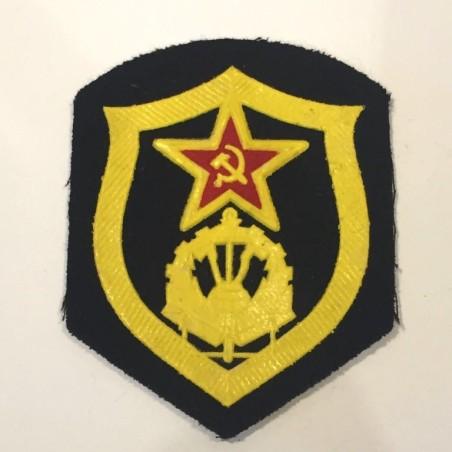 PEGAT MILITAR URSS CCCP VINTAGE. ENGINYER DE COMBAT DE L'EXÈRCIT SOVIÈTIC (URSS-P5)