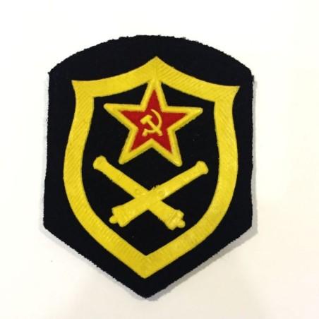 PEGAT MILITAR URSS CCCP VINTAGE. ARTILLERIA DE L'EXÈRCIT SOVIÈTIC (URSS-P6)