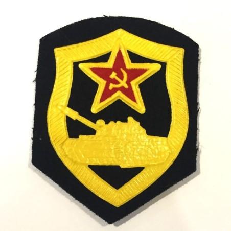 PEGAT MILITAR URSS CCCP VINTAGE. COS DE TANCS DE L'EXÈRCIT SOVIÈTIC (URSS-P22)