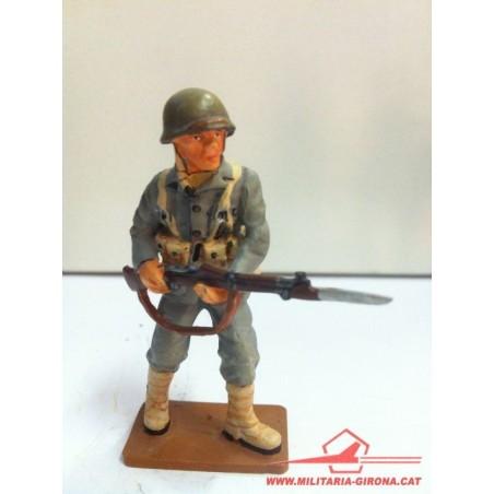 CPL. MARINES GUADALCANAL.  US - 1942
