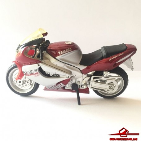 MAISTO 1:18 YAMAHA YZF 1000 Thunderace MOTORCYCLE DIECAST (M-08)