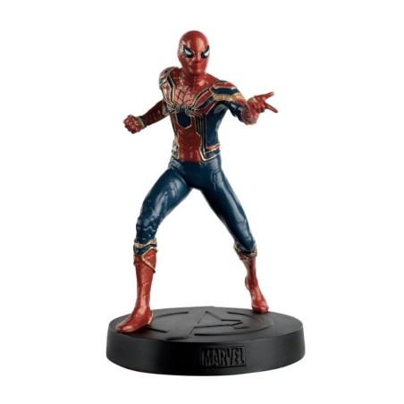 SUPERHEROES AND VILLAINS MARVEL: AVENGERS PLANETA DE AGOSTINI 1:16. IRON SPIDER. WITH BOX.