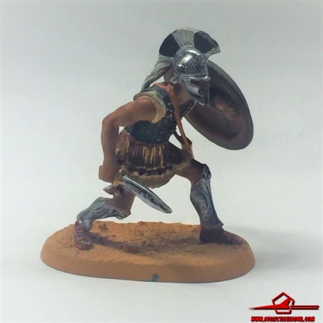 HOPLITE WARRIOR 480 BC. SOLDIERS OF ANCIENT ROME - ANDREA 1:32 (ROME-05a)