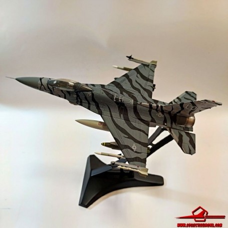 Dragon Models 1:72 F-16C Fighting Falcon USAF 120th FS Cougars, 87-0241, Buckley AFB, CO, Tiger Meet of the Americas 2001