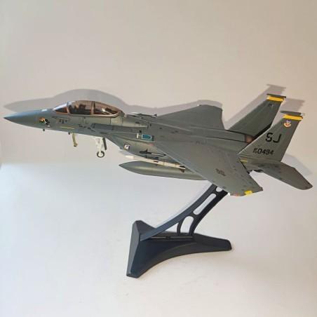 """Dragon Models 1:72 Warbirds Boeing F-15E Strike Eagle USAF 4th TFW, 336th TFS Rocketeers, """"Dirty Bird"""", Seymour Johnson AFB, NC"""