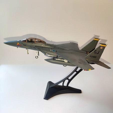 "Dragon Models 1:72 Warbirds Boeing F-15E Strike USAF 4th TFW, 336th TFS Rocketeers, ""Southern Outlaw"", Seymour Johnson AFB, NC"