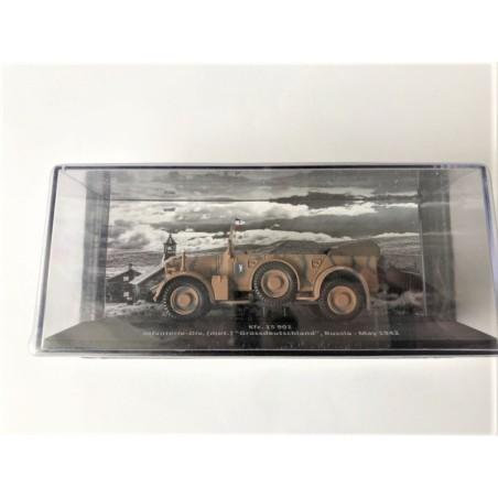 MILITARY CARS FROM THE SECOND WORLD WAR PLANETA DE AGOSTINI 1:43. KFZ. 15 901. RUSSIA, 1942. NO MAGAZINE