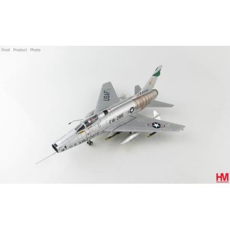 "Hobby Master 1:72 HA2122 North American F-100D Super Sabre USAF 481st TFS, ""Pretty Penny"", J. Sloame, Tan Son Nhut AFB, Vietnam"