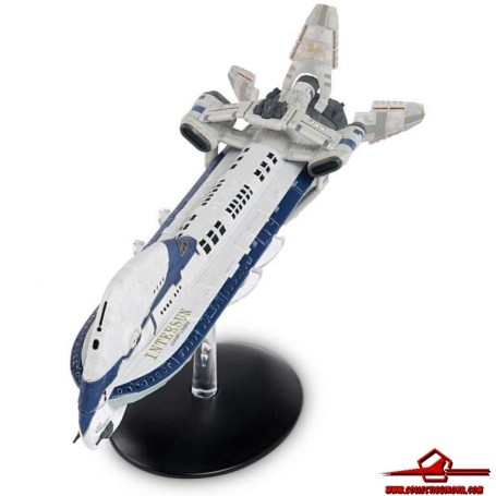 Colonial One Ship EAGLEMOSS BATTLESTAR GALACTICA OFFICIAL SHIPS COLLECTION ISSUE 13