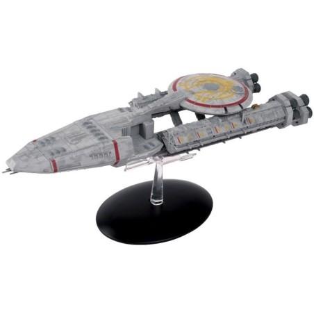 Loki Heavy Cruiser EAGLEMOSS BATTLESTAR GALACTICA OFFICIAL SHIPS COLLECTION ISSUE 21