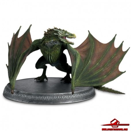 Rhaegal Dragon (Special Edition Nr. 2) Figurine - Game of Thones Figurine Collection - Special Issue 2