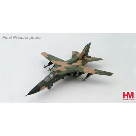 """Hobby Master 1:72 HA3016 General Dynamics F-111F Aardvark USAF 48th TFW, 492nd TFS Bolars """"Salena"""", RAF Lakenheath, England 1991"""