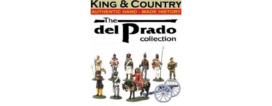 KING & COUNTRY - DEL PRADO