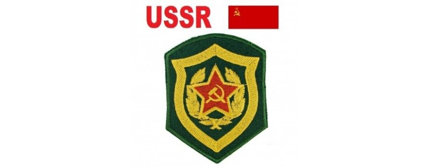 USSR PATCHES
